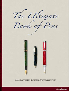 THE ULTIMATE BOOK OF PENS